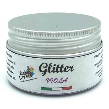 Glitter Viola 10g
