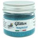 Glitter Turchese