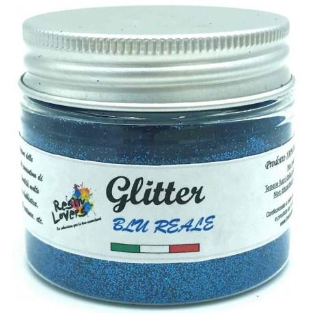 Glitter Blu Reale 25g