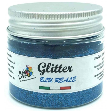 Blue Royal Glitter 25g