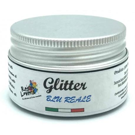 Glitter Blu Reale 10g