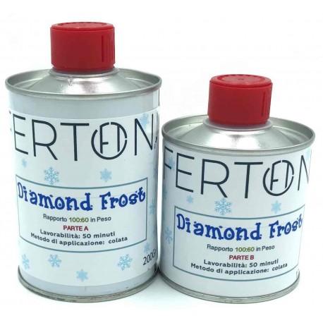Diamond Frost Resin