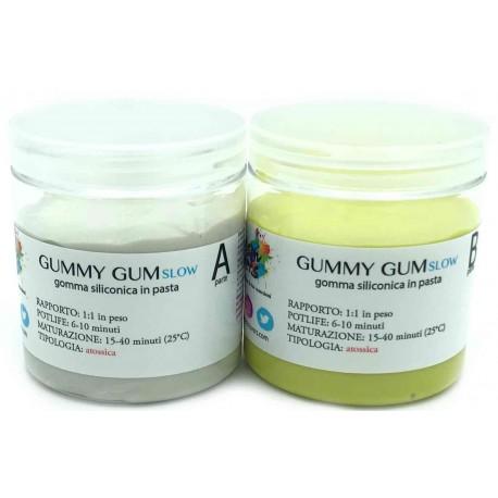 Paste Rubber: Gummy Gum Slow 500g