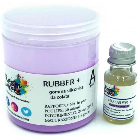 Rubber + 200gr