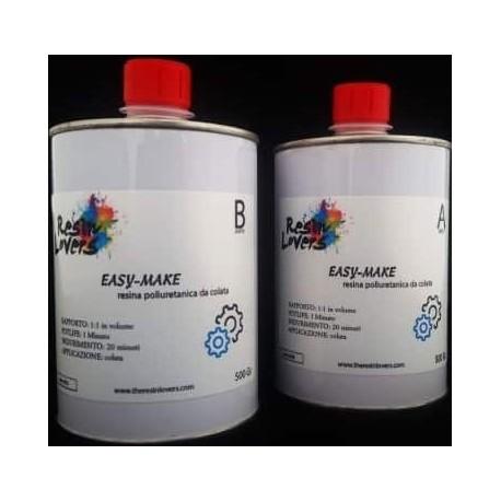 Resina Poliuretanica - Easy-Make