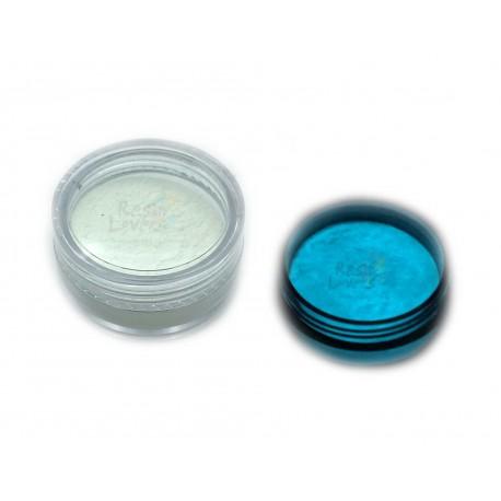 Sky Blue Phosphorescent Pigment
