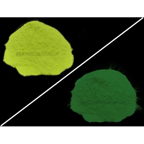 Crazy Fluo Yellow-Green