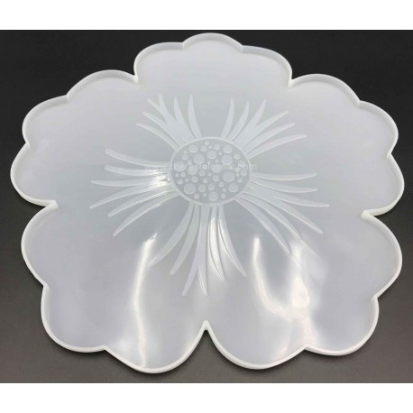 Large Flower Tray Mold