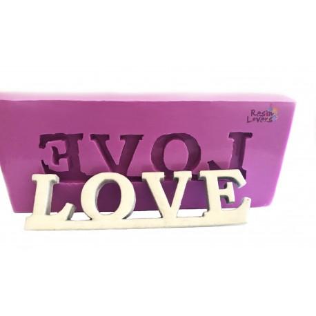 Stampo Super Lucido LOVE