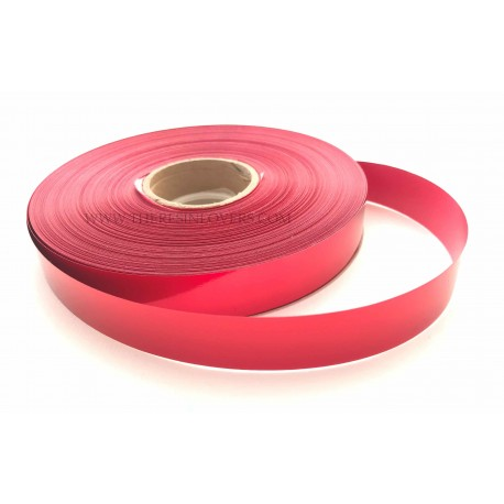 Metallic Red Tape 1,9cm