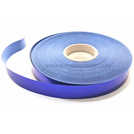 Nastro Metallizzato Blu 1.9cm