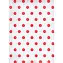 Polka Dots and Stripes gift card 70x100cm