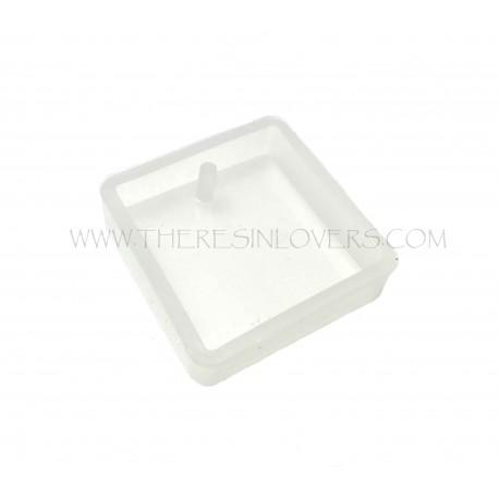 Quadrate mold 28x28x7 mm