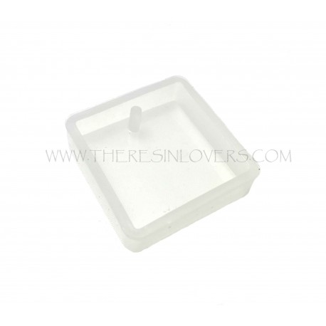 Stampo Quadrato 28x28x7 mm
