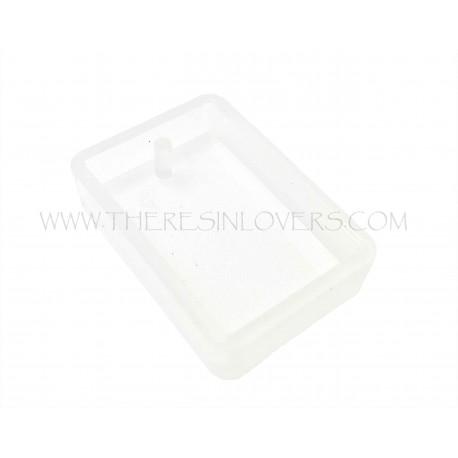 Stampo Rettangolo 33,5x23x7,5mm