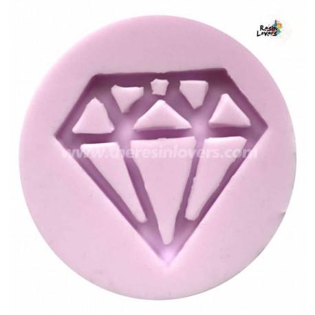 Stampo Lucido Diamante