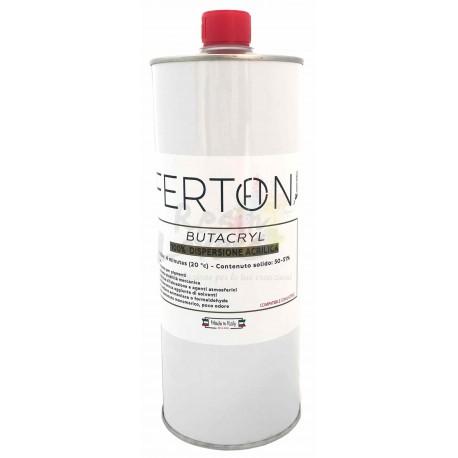 BUTACRYL 1Lt: Emulsione acrilica acquosa
