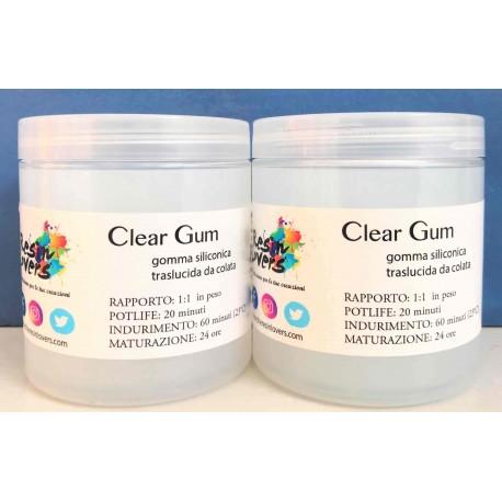Clear Gum