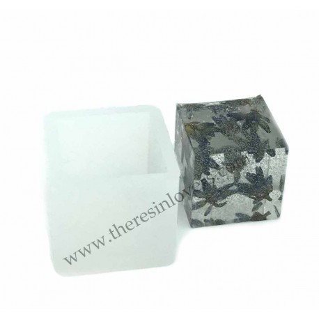 Stampo Cubo 25x25x23mm