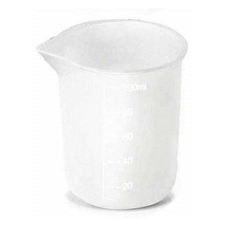 Graduated Silicone Measuring Cup 100ml