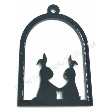 Bezel Love Rabbits