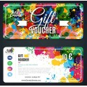Gift Card - Value 10 €