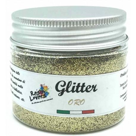 Gold Glitter 25g