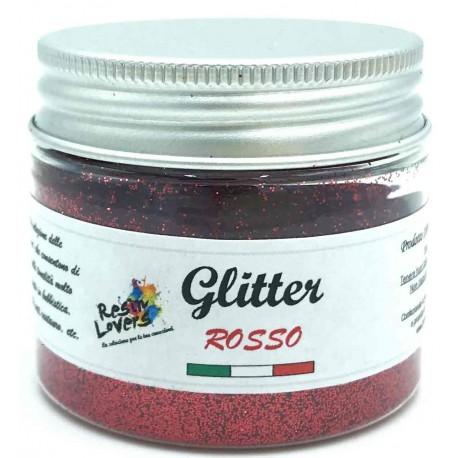 Glitter Rosso 25g