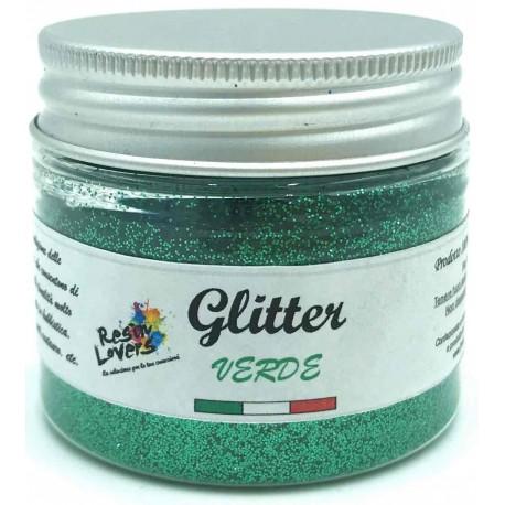Green Glitter 25g